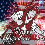 Happy Independence Day! Hope everyone has a happy and safe 4th of July! #GoUMass http://t.co/Bhm9L8wPtn