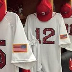 The @RedSox will celebrate #4thofJuly by wearing special uniforms during todays game. http://t.co/oH6yw64qYv http://t.co/SGwZCrNbk5