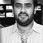 RT @ShivAroor: Farewell, Akshay. Talented, determined journalist & colleague. Gone way to soon. Thoughts with his family.