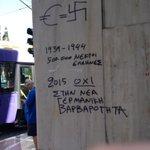 #greferendum a #Syntagma cè chi associa le vittime dei nazisti 70 anni fa e nuova guerra dell#euro @scitati #Atene http://t.co/lBDbK3bANq