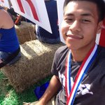 Sam Soccer representing at the Arlington Parade good job Eddy! Happy Fourth of July! http://t.co/wh1q9CxPX2