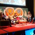 Excelente conversatorio sobre diversidad en Encuentro Sur Mujer 2015 Valdivia http://t.co/EzbPpAbqIE