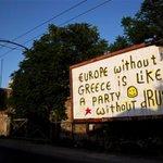 #Grecia, la crisi sui muri http://t.co/LS8gCnrRmC #Greferendum http://t.co/b6AySW258H