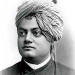 Aaj swami vivekananda ji ki punyatithi hai. Hum sab Mangeshkar unko naman karte hai'n,koti koti pranam karte hai'n. http://t.co/QIJ8t1ZM9T