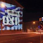 Προβολή στο Υπουργείο Οικονομικών της Γερμανίας! #dimopsifisma #oxi2015 #OXI #Greferendum http://t.co/oeUAlty9S3