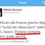 Se questo è un giornalista. @vittoriozucconi #OXI #Greferendum http://t.co/OElo4J8zmz