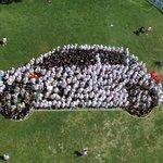 In 328 al #500Day abbiamo battuto un record epico formando la più grande #Nuova500 RT se ne sei parte col cuore! http://t.co/hDrLHrnSa2