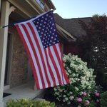 Beautiful morning here in Ohio. #Happy4thJuly http://t.co/MDfChRMRrC