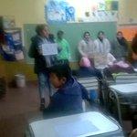 #EscuelasAbiertas del interior de #Salta! #Moldes Brindando charla educativa sobre higiene corporal!! #MásSalud http://t.co/7QKKQZCPq7