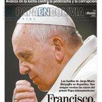 Todo lo que debe saber del papa Francisco @Pontifex_es y de su visita a #Bolivia en el especial de La Razón http://t.co/Mf4KDSeKlC