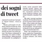 #SmartCitizen raccontato @Expo2015Milano Twitter #IlPadiglionedeiSogni #expottimisti @secolourbano @MarilenaLualdi http://t.co/ziNYHUSiIV
