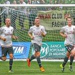 Partiti! #milanello #ritiro #stagione2015/2016 #trainingsession #conilmilannelcuore 🔴⚫️ @acmilan http://t.co/PAn6y4sdr0