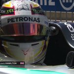 Hamilton aborts his final lap but claims pole ahead of Nico Rosberg: http://t.co/D2MzaylAm1 #BritishGP http://t.co/pCEIFVnWth