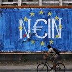 NO contro i delinquenti del FMI e della UE, per la libertà dei popoli affamati dalle banche #FREEGREECE #OXI http://t.co/SehW95i4Aw