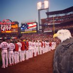 Heres to freedom. To fireworks. To Fredbird and #STLCards baseball. Happy 4th of July! ⚾️🇺🇸 http://t.co/Bhlv80wROe
