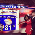 Todays forecast! Periods of rain but dont let it dampen your spirits! @MikeTFox5 @fox5newsdc #Weekend #Happy4th ???????? http://t.co/8VjiRAAVYu