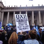 Η Μελβούρνη λέει #oxi #οχι2015 #dimopsifisma #Greferendum #berlin #Melbourne http://t.co/tzDlWnkY31