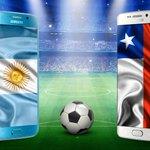 ¡Argentina tiene la mejor hinchada! Dale RT para alentar a nuestro equipo. ¿Lo ponés en duda @SamsungChile? http://t.co/zlo7kbB2L5