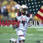 Have a happy and safe 4th of July weekend! #USA #TerpNation http://t.co/s6rjBoX9ws