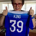 Thank you #USWNT for the awesome team jersey. Ill wear it for your big game. Dream Big and Go For It! #FIFAWWC #USA http://t.co/IMxV7RnrfE