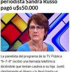 Les quiero recordar que Sandra Russo en 678 te dice que solo sirve el ahorro en Pesos. Acá el Relato vs la Realidad. http://t.co/5kxHJ8HdZs