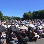 31st Annual Naturalization Ceremony #welcome #america #citizenship @KIRO7Seattle @CityofSeattle #IndependenceDay http://t.co/oZifqev5O3