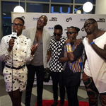 Annabel: What I like about this picture is that you see everybody's personal style #FashionWatch http://t.co/NJFjkOTRbY
