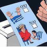 Νομίζω ότι δεν τίθεται θέμα διλήμματος!! #LemeOxi #dimopsifisma #oxi2015 #Greece http://t.co/CyZdJGELBp
