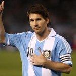 Cómo todo gran Mago...El guarda su mejor truco para el último acto. In #Messi se trust #VamosArgentina http://t.co/DAE2lvwQdj