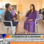 Ruth Wanza runs Compassionate Hearts of Kenya, an organization that caters for senior citizens. #FashionWatch http://t.co/s00UXc6XiY