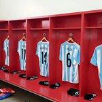 Todo listo. La piel de #Argentina. http://t.co/TBExnepiTo
