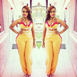 Join the #FashionWatch conversation. Whats your take on Avris outfit? Would you wear it? http://t.co/US6Klu13KM