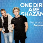 The #Shazams of @onedirection's life–follow the boys in #Shazam & see them all: http://t.co/WpZ8j8yHLk #Directioners http://t.co/k63FBllCzH