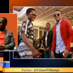 Burale: Lupita has lost an opportunity to endear herself to Kenyans. We've got great designers in Kenya #FashionWatch http://t.co/ecXH0rgHD0