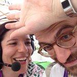 eccoci qui @dbellasio e io belli come il sole per #Radiotube a @CibusItalia2015 #Expo2015 http://t.co/sjMc46XBsm