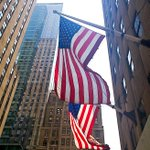 Flags flying high across #NYC. Happy #FourthofJuly! #independenceday #nyc http://t.co/j71uOxWjNv