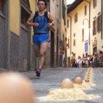 """La """"Corsa delle Uova"""" di Gandino sarà corsa anche sabato prossimo a #Expo2015! http://t.co/DtPKYkvwkN @secolourbano http://t.co/zkcZG3L5XX"""