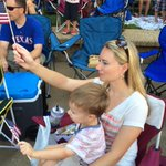 @ArlingtonPD wife and son enjoying the 50th parade http://t.co/PnYH4HKP91
