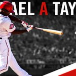 #MichaelA!! Thats leading off!!! @Taylor_Michael3 with a leadoff HR! #Nats up, 1-0! http://t.co/DqIe5vnWrJ