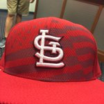 Special caps today. Happy 4th! #STLCards http://t.co/COF2ZQYh35