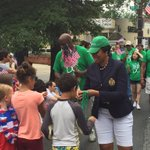 So happy to see so many folks here at the 49th Annual Palisades 4th of July parade. #Ward3 #FRESHDC4th http://t.co/c8yXBTlnvC