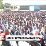 Katika #NTVJioni: Mkurupuko watokea Mombasa baada ya maelfu ya Wakenya kujitokeza kuomba kazi KPA http://t.co/j3fN8bkgw5