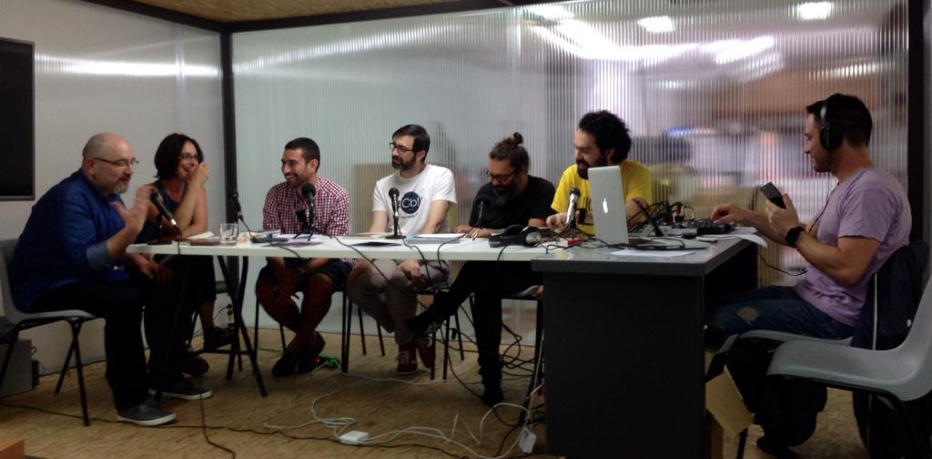 Podcasting en estado puro #galipod http://t.co/zWZNkEWth5