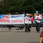 #Oshkosh muslims out at #4thofJuly parade. #Muslims4loyalty #Ahmadiyya http://t.co/EpiTYn1W5T