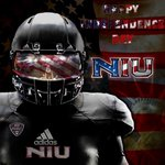 Happy Independence Day! Hope everyone has a safe and enjoyable time celebrating our freedoms! #USA #USA #NIUFootball http://t.co/wwkCg3REBo