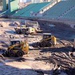 Estado actual del Estadio Luis Valenzuela Hermosilla de #Copiapó. http://t.co/eAwH3WSTCl