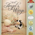 With Angels Wings Paperback $9.95, #Kindle $2.99, #KU FREE http://t.co/t7TvjvkgJB #BookBoost #IndieBooksBeSeen #IAN1 http://t.co/CJebqTUDn6