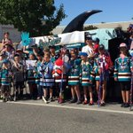 Morgan Hill Parade today! Happy 4th of July everybody! @SanJoseJrSharks #USA #fireworks http://t.co/KaygnCbj3p