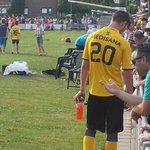 Mooi detail op het nieuwe shirt: de Limburgse leeuw is boven het rugnummer geplaatst. #lhcrod #RodaJC http://t.co/HialQobTMv