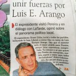 """Otro de los """"buenos muchachos""""de @AlvaroUribeVel . Salio rectoria de U Tecnologica Pereira por presunta corrupcion. http://t.co/LKGZqD2DRq"""